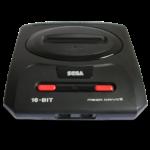 Sega Mega Drive II (1989)